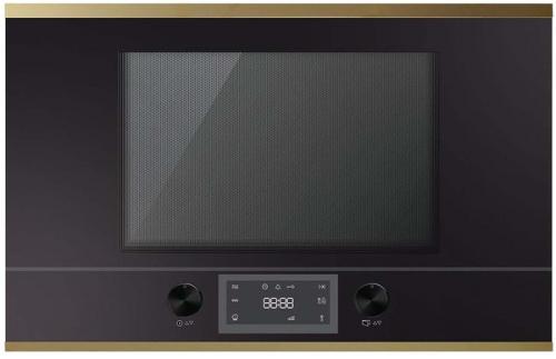 Встраиваемая микроволновая печь KUPPERSBUSCH MR 6330.0 S4 Gold