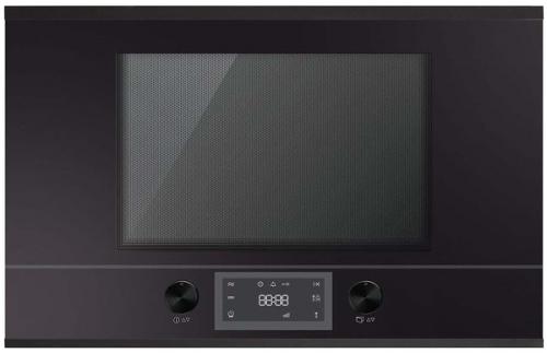Встраиваемая микроволновая печь KUPPERSBUSCH MR 6330.0 S5 Black Velvet
