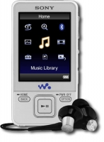 Купить Sony Walkman NWZ-A726 4GB VIDEO Silver.