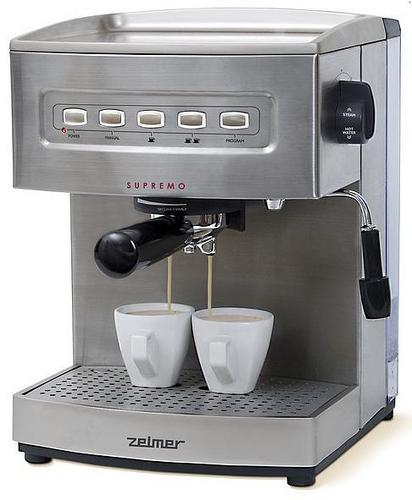 Кофеварки эспрессо ZELMER 13Z013