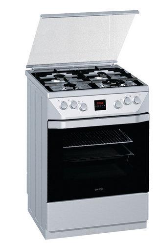 газовая плита горение с газовой духовкой инструкция по применению - фото 6