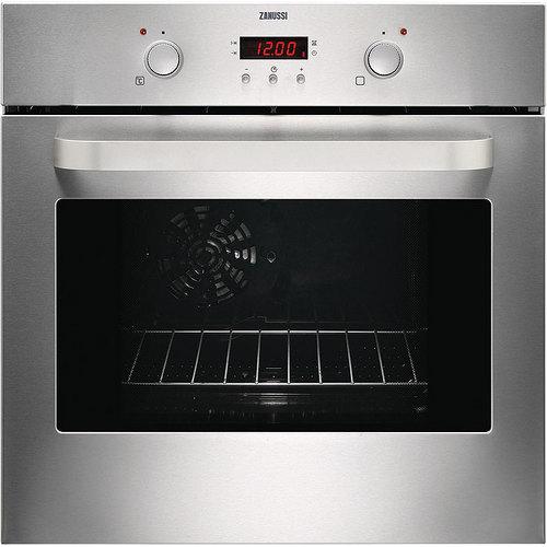 плита занусси электрическая инструкция духовка