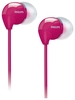 �������� PHILIPS SHE3595PK/00 Pink