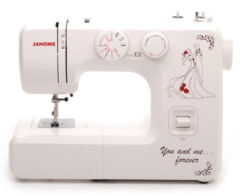 швейная машинка Janome 777 инструкция - фото 2