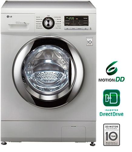 стиральная машина lg f1296td4 инструкция