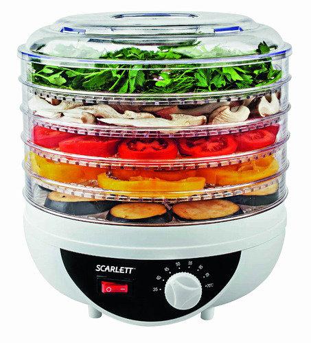инструкция по использованию сушилки для овощей и фруктов - фото 4