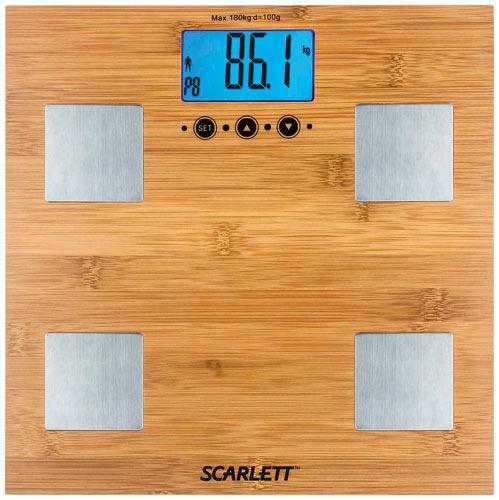 инструкция напольных электронных весов - фото 7