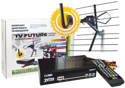 приставки для цифрового телевидения dvb-t2 инструкция