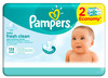������� �������� PAMPERS Baby Fresh Clean Duo ������� ���� 2�64 ��.