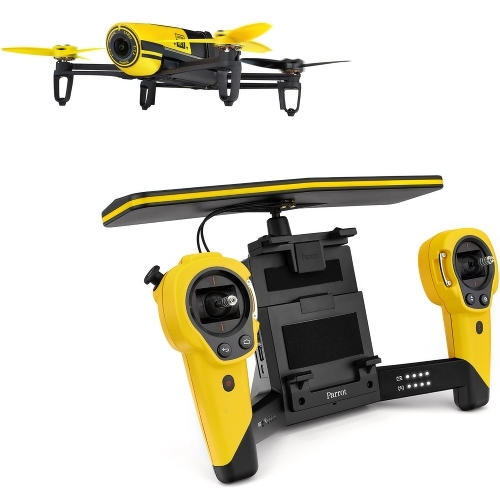 ������������ PARROT Bebop Drone + Skycontroller Yellow (PF725102)