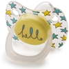 ����������� �����-�������� � ��������� HAPPY BABY Baby Pacifier ��������������� �����, 0-12 ���., Yellow