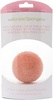 ����� ��� �������� ���� THE KONJAC SPONGE Premium Facial Puff with Pink Clay