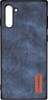 Чехол LYAMBDA Reya для Galaxy Note 10 Blue (LA07-RE-N10-BL)