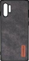 Чехол LYAMBDA Reya для Galaxy Note 10+ Black (LA07-RE-N10P-BK)