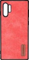Чехол LYAMBDA Reya для Galaxy Note 10+ Red (LA07-RE-N10P-RD)