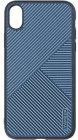 Чехол LYAMBDA Atlas для iPhone Xs Blue (LA10-AT-XS-BL)