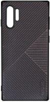 Чехол LYAMBDA Atlas для Galaxy Note 10+ Black (LA10-AT-N10P-BK)