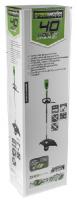 Купить Триммер электрический Greenworks, GD40BC (1301507)