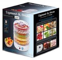 Сушилка для овощей и фруктов Zigmund & Shtain ZFD-400