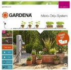 Комплект микрокапельного полива GARDENA EasyControl (13002-20.000.00)