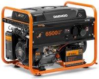 Генератор бензиновый Daewoo GDA 7500E