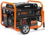 Генератор бензиновый Daewoo GDA 8500E