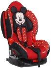 Автокресло Siger Disney Кокон Isofix Микки Маус Red (KRES2662)