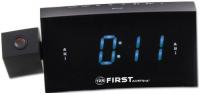 Часы с радио FIRST FA-2421-8 Black