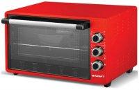 Мини-печь Kraft KF-MO3201 Red
