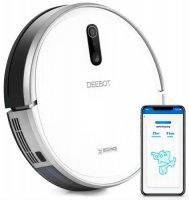 Робот-пылесос Ecovacs Deebot 710 White (DS3G)