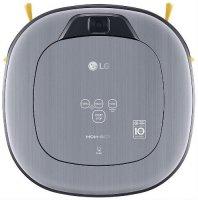 Робот-пылесос LG VR6570LVMB Hom-Bot Square