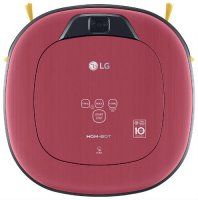 Робот-пылесос LG VR6570LVMP Hom-Bot Square