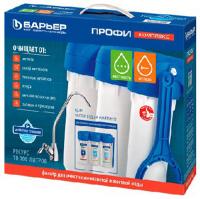 термометры для воды Фильтр для воды Барьер Профи Ин-Лайн для горячей воды (Н104Р00)