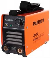 Сварочный аппарат Patriot 250DC MMA фото
