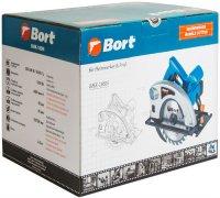 Электропила циркулярная BORT BHK-185N (91271020)