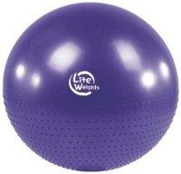 Мяч гимнастический Lite Weights BB010-30 Purple, 75 см