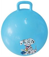 Мяч-попрыгун Z-Sports GB04 Blue, 55 см