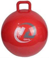 Мяч-попрыгун Z-Sports GB65 Red, 65 см