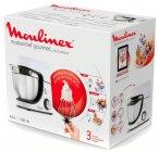 Кухонная машина Moulinex Masterchef Gourmet QA5101