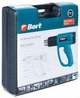 Строительный фен BORT BHG-2005N-K (91271068)