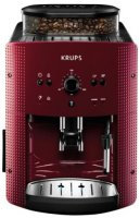 Кофемашина Krups EA8107 Essential Roma Red