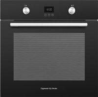 Независимый электрический духовой шкаф Zigmund & Shtain EN 120.512 B