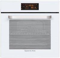 Независимый электрический духовой шкаф Zigmund & Shtain EN 133.512 W