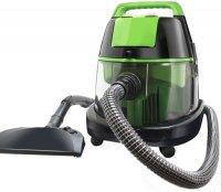 Моющий пылесос Ginzzu VS731 Black Green