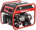 Генератор бензиновый Hammer Flex GN4000E (106-037)