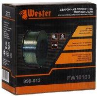 Проволока для сварки Wester FW10100, 1 мм, 1 кг (990-013)