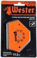 Уголок магнитный для сварки Wester WMCT25, 6 углов, 11,5 кг (829-005)