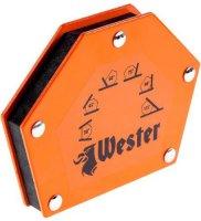 Уголок магнитный для сварки Wester WMCT50, 6 углов, 23 кг (829-006)