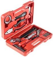 Набор ручного инструмента Hammer Flex, 25 предметов (601-040)