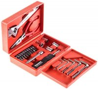 Набор ручного инструмента Hammer Flex 601-041, 23 предмета